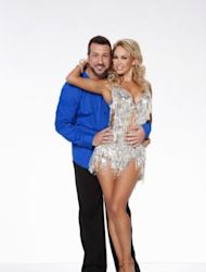 'Dancing with the Stars: All-Stars' promo photo with Joey Fatone and Kym Johnson -- ABC