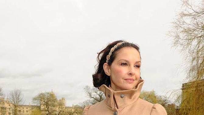 """Ashley Judd as seen on """"Who Do You Think You Are?"""""""