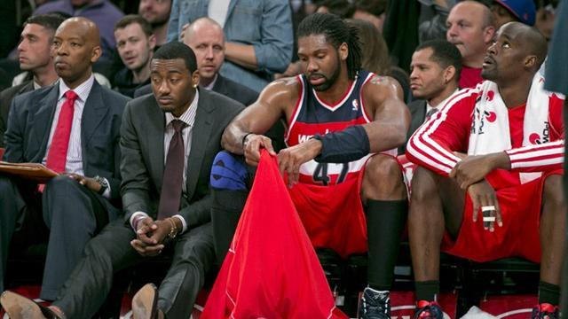 Basketball - Wizards' Okafor ruled out indefinitely