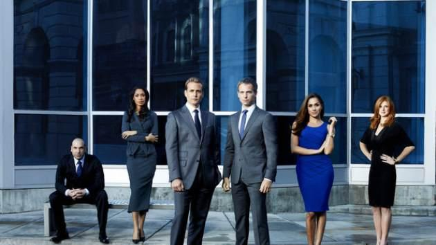 The cast of 'Suits' -- USA Network