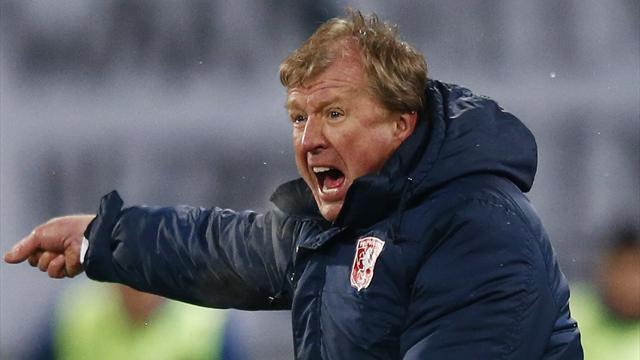 League One - McClaren calls for Derby response