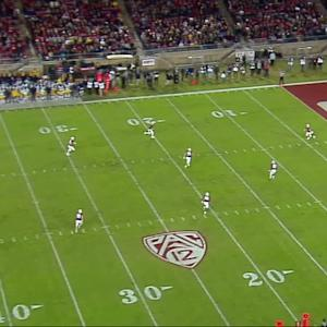 Highlight: Stanford's Christian McCaffrey takes kickoff 98 yards to the house