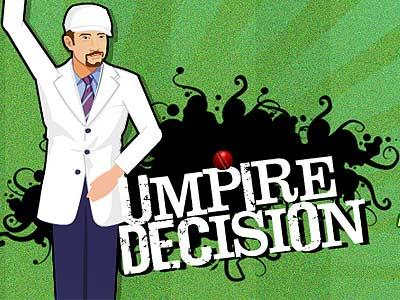 Umpire's Decision - Cricket  Timepass Game