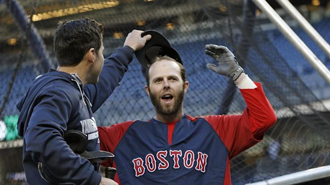 Dustin Pedroia has cortisone injection in wrist