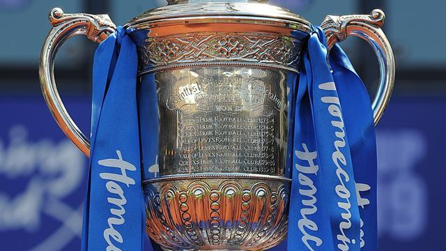 Scottish Football - Russell to miss semi-final against Celtic