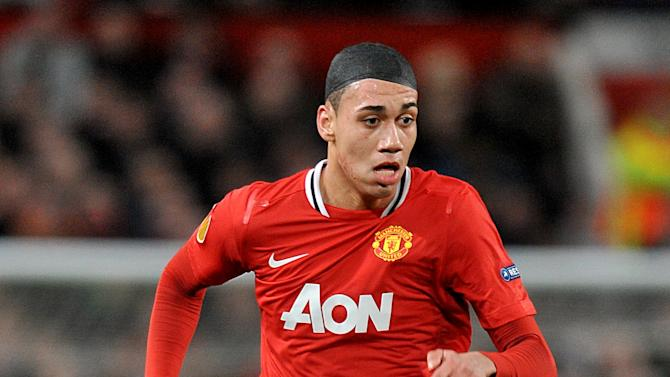 Chris Smalling is expected to feature when United take on Braga