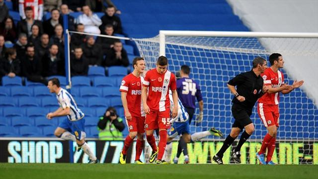 Football - Garcia hails Barnes after double