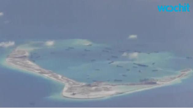 Philippines Wants US Help in South China Sea Dispute