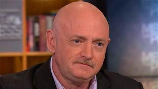 Mark Kelly Talks Gun Control