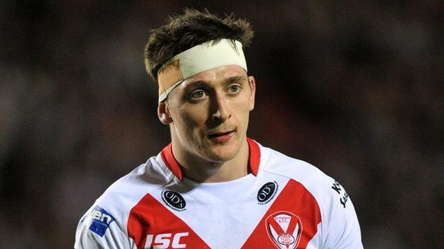 Rugby League - St Helens seal win over Widnes