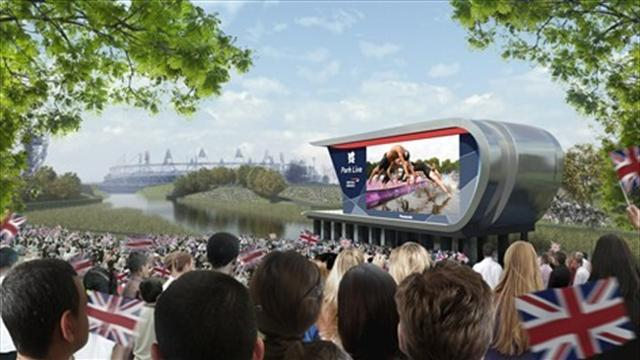 Olympic Park Live Site - The Games Venue Guide