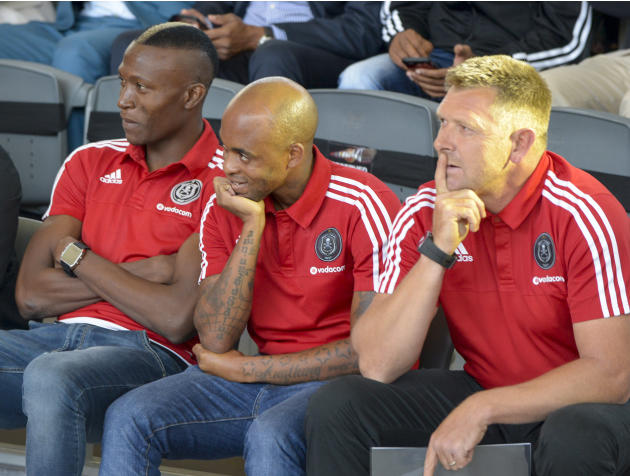 Manyisa: It was painful to watch Orlando Pirates from sidelines