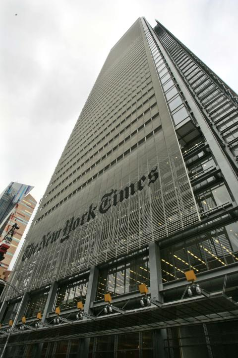 New York Times Building, 66 piani, 290 metri