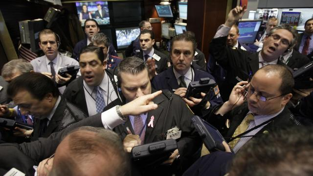 Market rides the line between bull and bear