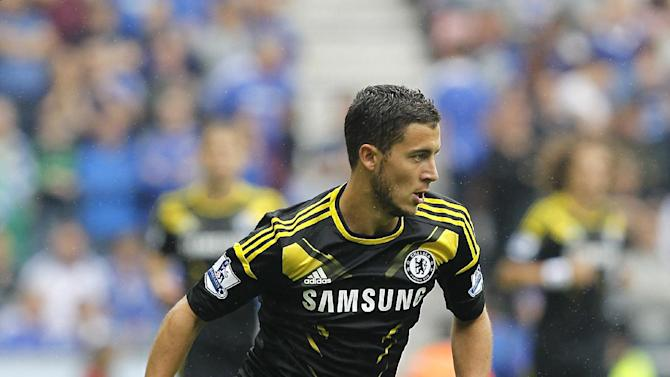 Eden Hazard enjoyed an impressive Chelsea debut