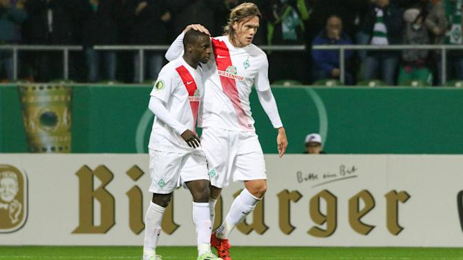 Ujah on target in Werder Bremen defeat