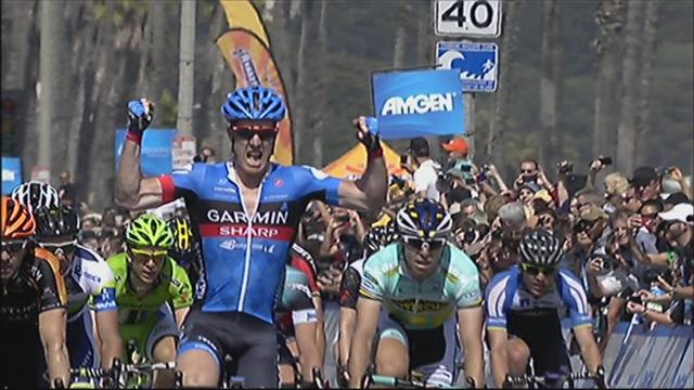 Cycling - Farrar claims overdue stage win in Tour of California