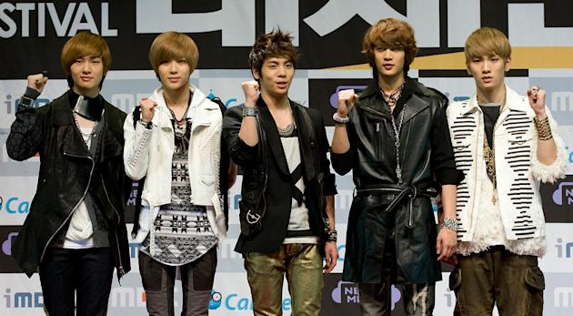 SHINee has released three full-length albums, three mini-albums and various singles since their debut in 2008. Besides their talent in musicality, they are also known for their hip-hop fashion sense.