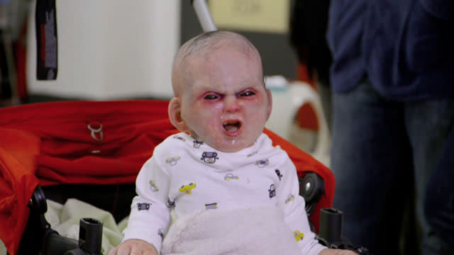'Devil's Due' Viral Video: Devil Baby Attack