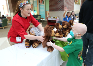 This Teddy Bear Clinic for Sick Kids Will Touch Your Heart