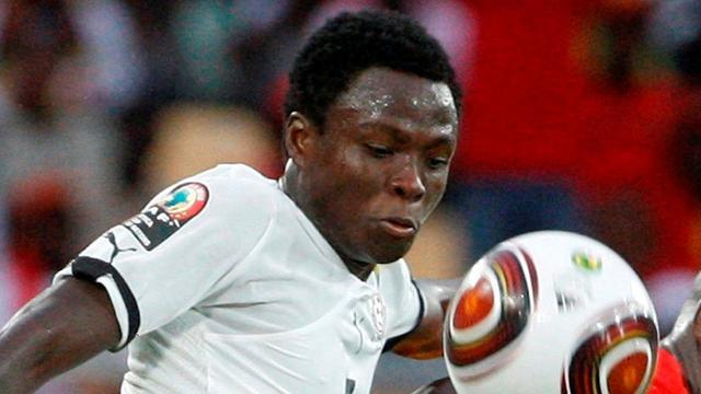 French Ligue 1 - Ghana's Inkoom joins Bastia on loan