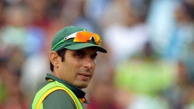 Cricket - Misbah in rankings rise