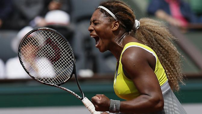 French Open - Roland Garros: Serena Williams LIVE