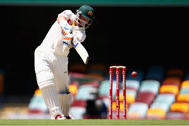 Australia v South Africa - First Test: Day 5