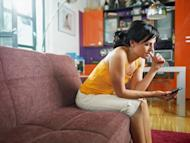 Mothers admitted to gaming when stressed and bored and while watching TV