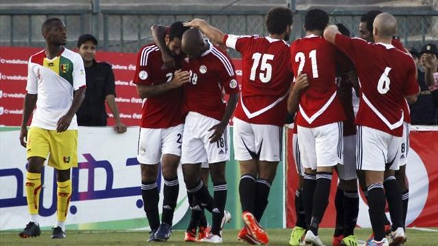 World Cup - Ghana will be safe in Cairo, says Egyptian FA
