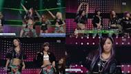 'Girls Generation' Yuri impresses the audience with her perfect abs