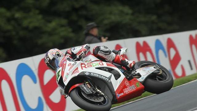 Superbikes - Oulton BSB: Byrne clinches historic 50th win