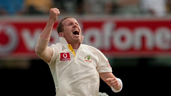 Peter Siddle has made a number of sacrifices to ensure he returns to his best