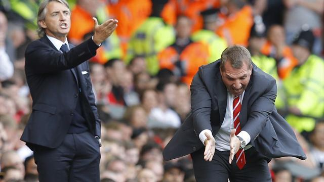 Rodgers joyous at 'outstanding' Liverpool