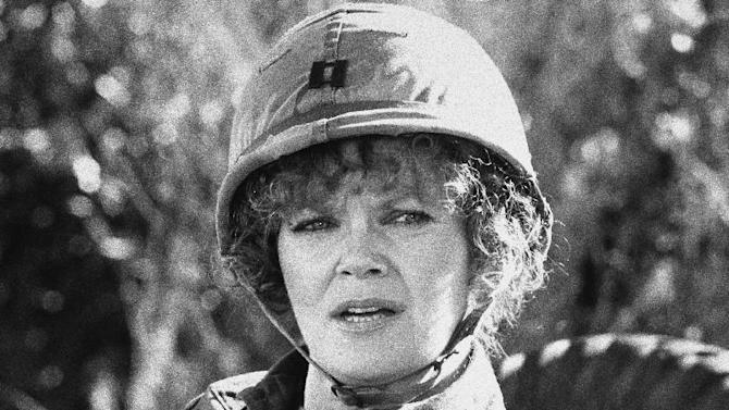"FILE - In this 1980 file image released by Warner Brothers Pictures, actress Eileen Brennan as Capt. Doreen Lewis in a scene from, ""Private Benjamin."" Brennan's manager, Kim Vasilakis, says Brennan, died Sunday, July 28, 2013, in Burbank, Calif., after a battle with bladder cancer. She was 80. (AP Photo/Warner Brothers Pictures, File)"