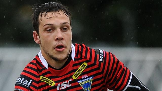 Rugby League - O'Brien set for Castleford debut