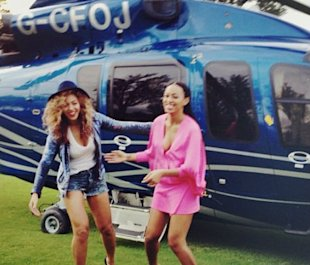 Beyonce And Jay-Z Put Hackney Abuse Behind Them With Birthday Treat For Solange