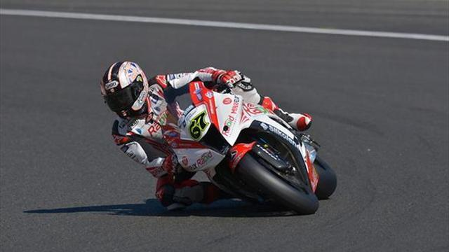 Superbikes - Brands BSB: Byrne fastest in opening free practice