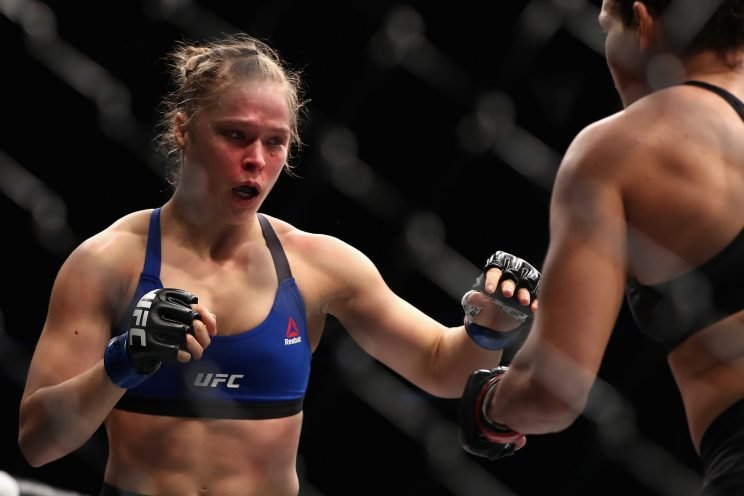 Ronda Rousey released a statement to ESPN Saturday saying she needs