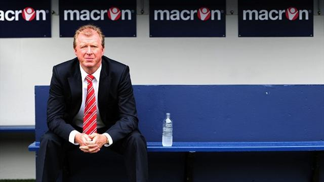 Championship - Steve McClaren to join QPR coaching staff