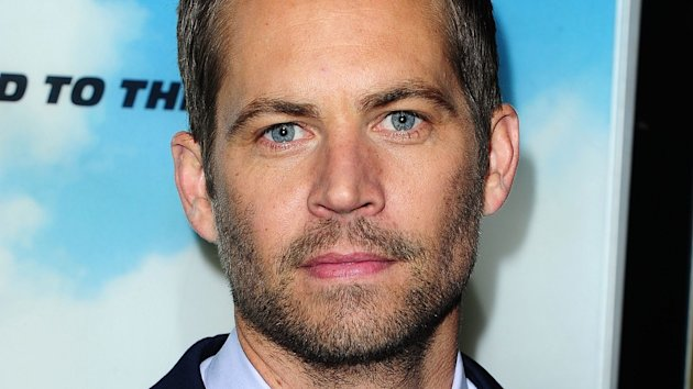 Paul Walker died in a car accident in November