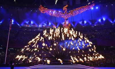 Olympic Cauldron Makes Design Award Longlist