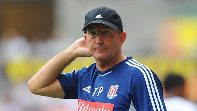 Tony Pulis has given his squad a boost ahead of the new season