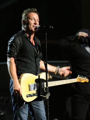 Bruce Springsteen to Perform at Obama Rally in Ohio