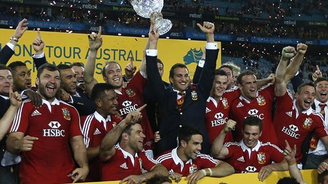 Rugby - How the Lions roared back into life