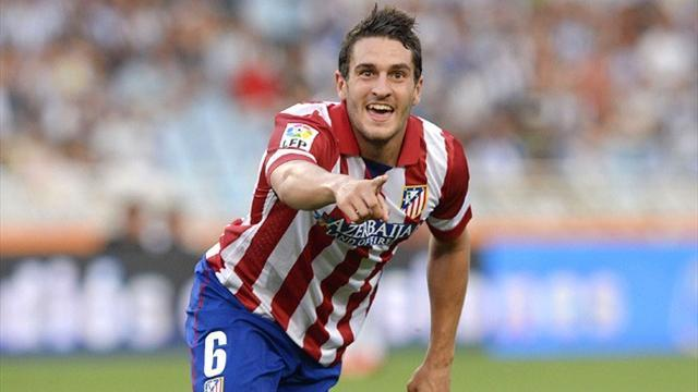 Liga - Xavi: Koke can be Spain's playmaker for next decade