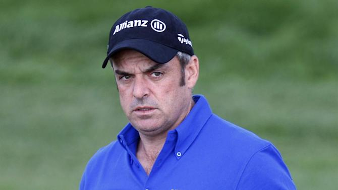 Golf - McGinley pulls out of US PGA with shoulder injury