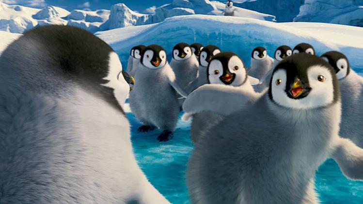 Most Anticipated Movies 2011 Happy Feet Two