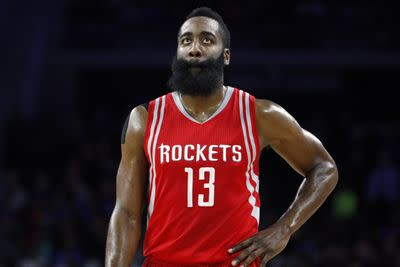 James Harden is the laziest man in the NBA