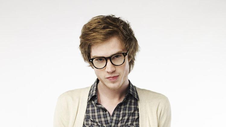 "Cameron Mitchell competes in ""The Glee Project ."""